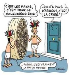 fin-du-monde avec les mayas vendeur de calendrier